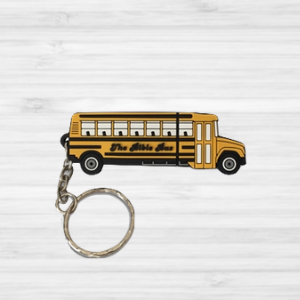 TTB Bible Bus Flash Drive MP3 shaped like a school bus